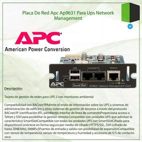 Apc Ap9631