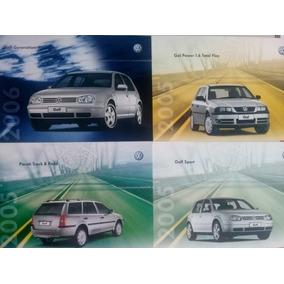 Catálogo Brochura Folder Volkswagem Chevrolet 16 Uni.