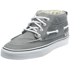 aec528f4a893 Vans - U Chukka Del Barco Zapatos En Peltre   Negro