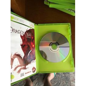 Jogo Xbox360 Dragon Age Origins Usado