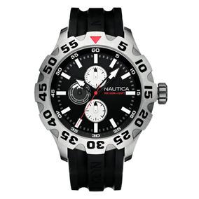 a24f9a2414c Relogio Nautica Blue Multifuncional Tachymeter Masculino - Relógios ...