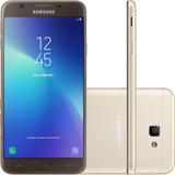 Smartphone Galaxy J7 Prime 2 32gb 4g 13mp Tv Dourado Vitrine