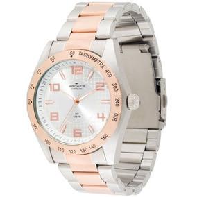 2f20b0097a4 Roser De Luxo Feminino Backer - Relógios De Pulso no Mercado Livre ...