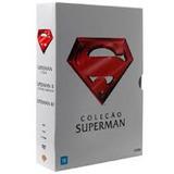Coleção Superman - Dvd - 3 Filmes - Novo/lacrado/frete Free