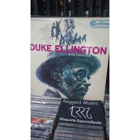 Duke Elligton At The Cotton Club Vinilo Lp
