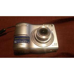 Cámara Olympus X-760 6 Megapixel