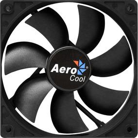 Kit 4 Cooler Fan 12cm 120mm Dark Force En51332 Aerocool