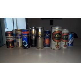 Vendo Latas De Cervejas Vazias Importadas E Nacionais 87/98