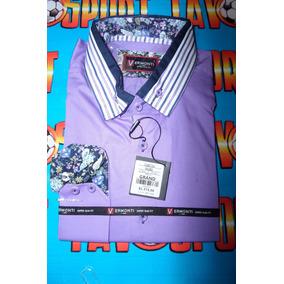 Camisas Slim Fit Aldo Conti Original Modelo V1161