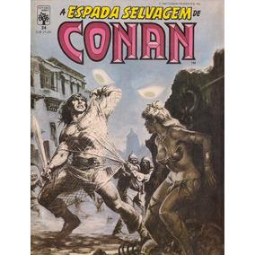 2 Hqs A Espada Selvagem De Conan Números 34 E 62.