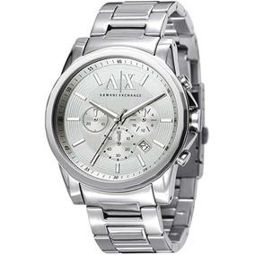 184b24ee298 Relógio Armani Exchange Ax2114 Prata Envelhecida. Lindâo - Relógios ...