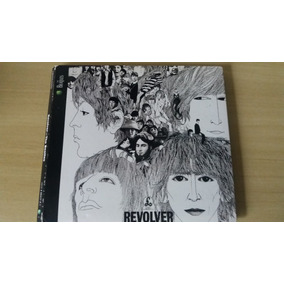 Cd The Beatles - Revolver - Early West Germany Press