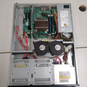 Servidor Xeon E3 1220 3,16 Ghz 2 Gb Hd 160 Gb Cod.1627
