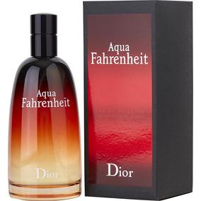 9f3c9599686 Perfume Dior Aqua Fahrenheit Masculino 100ml Original - Perfumes ...