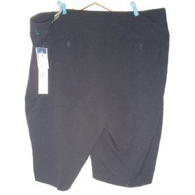 Pantalon Corto Larry Levine Short Bermuda Talla 20 42/44
