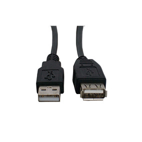 Cable Extension 3.0 Star Tec Usb Am/af 1,8mts (6ft) Negro Bo