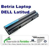 Baterian Dell Latitude Todos Los Modelos