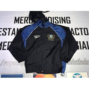 Rompevientos Racing Club - Camperas Clubes Masculinas de Fútbol en ... 3cd8ccd662dee