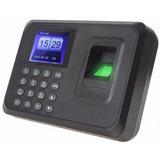 Relógio Ponto Biométrico Digital Português Pronta Entrega
