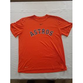 Camisa Nike Houston Astros Mlb Béisbol Talla Xl Nueva Drifit 34849cc84fce4