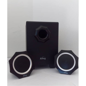 Cornetas Speaker 2.1 Bluetooth Inalambrico Radio Usb Tienda