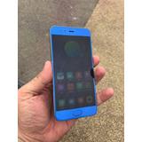 Celular Xiaomi Mi6 Azul 4/64 Mi 6 A Tratar