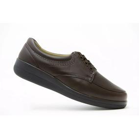 Zapatos Flexi 46701 Tostado Para Dama Diabetico