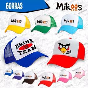 e84a5b1be00d6 Gorras Personalizadas Infantiles en Mercado Libre México