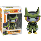 Funko Pop #13 - Dragon Ball Z - Perfect Cell - Original