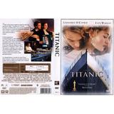 Titanic Dvd Leonardo Di Caprio Dublado E Legendado