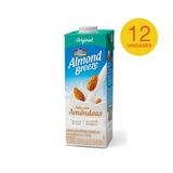 Combo Alimento Com Amendoa Almond Breeze Orig 1l - 12un
