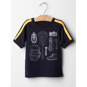 Camisa Camiseta Infantil Gap Ralph Lauren Puma Quiksilver 79286f0e425