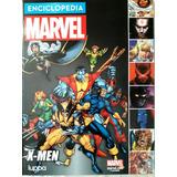 Comics X-men Marvel Enciclopedia De Lujo