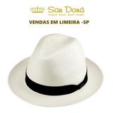 Chapéus Social Panamá Original Equador 54a 61 Aba 5 San Doná 23504c0ff5a