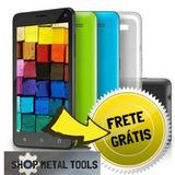 Smartphone Ms50 Colors Tela 5 8.0mp 3g Quad Frete Grátis