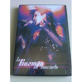 dvd concierto alejandra guzman y moderatto