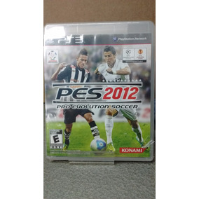 Pes 2012 - Pro Evolution Soccer Ps3® - Lacrado