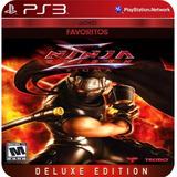 Ninja Gaiden Sigma Ps3 (12gb) No Codigo