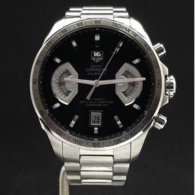 24cb7e4bf75 Tag Heuer Grand Carrera Calibre 17 ( Replica ) - Relógios De Pulso ...