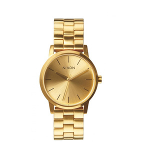 Reloj Sm Kensington Dorado Nixon