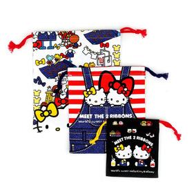 Sanrio - Bolsa De Aseo De Hello Kitty