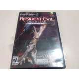 Resident Evil Out Break File # 2 Ps2