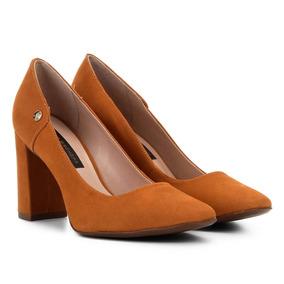 0f232a8e7c Sapato Boneca Caramelo - Scarpins para Feminino Amarelo no Mercado ...