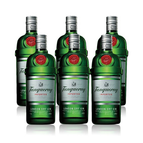 Combo Tanqueray London Party (6 Tanqueray Ld)
