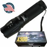 Lanterna X900 Original Militar Jws Led Cree T6 Made In Usa