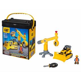 Cat Machine Maker Topadora Para Armar Original Intek