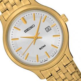 Relogio Seiko Feminino Dourado - Relógios no Mercado Livre Brasil b0c7cff306