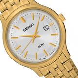 d12abc44266 Relogio Seiko Automatico Feminino Dourado no Mercado Livre Brasil