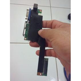 Placa Vga Jack Power Notebook Positivo Mobile V146, Original