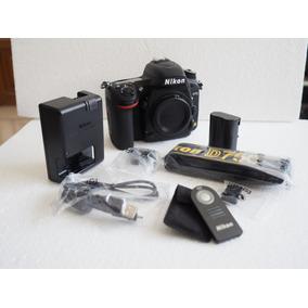 Cámara Nikon D750 (solo Cuerpo) + Control Inalámbrico